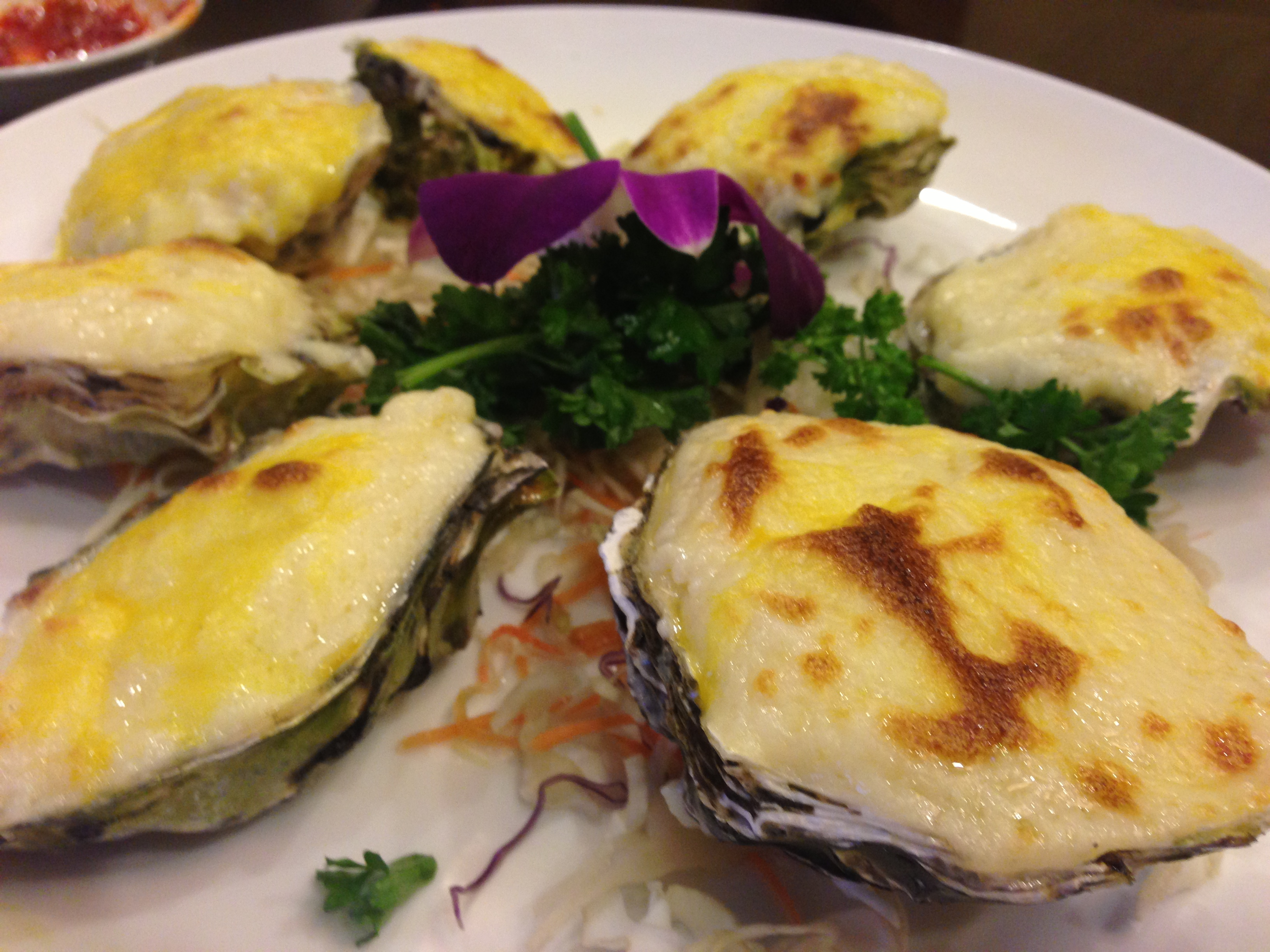 Baked Oysters Related Keywords & Suggestions - Baked Oysters Long Tail ...