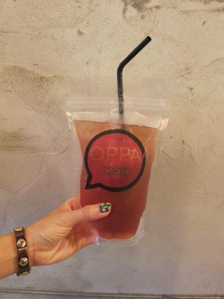 Pomegranate Soda Pop